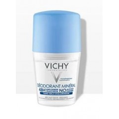 VICHY DEODORANTE MINERAL ROLL-ON 50ML