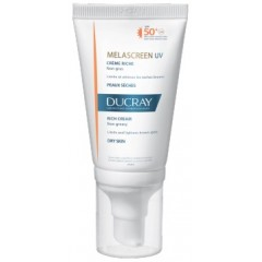 MELASCREEN UV CREMA RICCA 40ML DUCRAY
