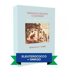 CAPSULE GINKGO BILOBA + ELEUTEROCOCCO